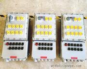 卫佳llC级防爆照明动力配电箱防爆配电箱bxmd