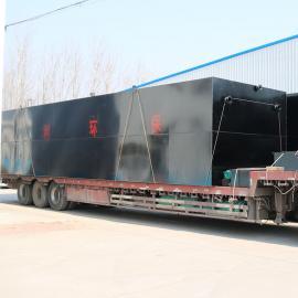 舜都食品厂加工污水处理设备 一体化食品处理设备 一体式设备WSZ