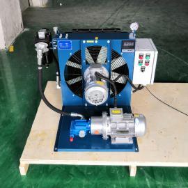 剑邑JIAN YI自吸循环型液yafeng冷却器 du立循环型液yafeng冷却�di�ELZX-5-A3