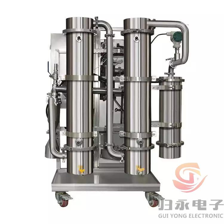 归永科yan型闭式循环pen雾造粒干燥机型号GY-YJGZ-G
