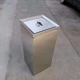 宜兴不锈钢果壳箱-不锈钢分类垃圾箱-不锈钢户外垃圾桶