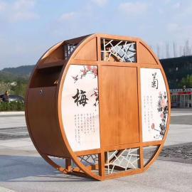 江阴户外垃圾桶-分类垃圾桶