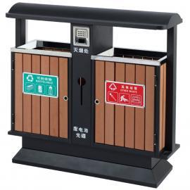 滨湖不锈钢果壳箱-不锈钢分类垃圾箱-不锈钢户外垃圾桶