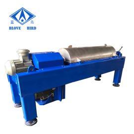蓝鸟卧式螺旋沉降离心机 污水污泥处理设备LW220*800