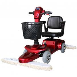 电动尘推车 驾驶式拖地车 电瓶座驾式推尘机 捷恩品牌GEXEEN清洁设备