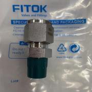 美国FITOK飞托克12mm终端接头库存SS-CM-ML12-NS4