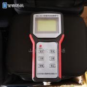 百润2019xin款通用流su测算仪chao声波河流海洋河道shui深便携shi流量仪