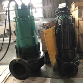 飞力环保铸铁小型潜水排污泵AS