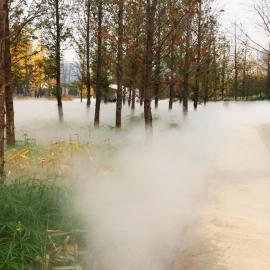 水云间楼盘雾森系统设计安装AG官方下载,景观雾森公司变频静音