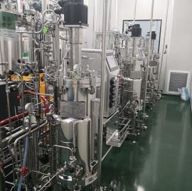 50L机械搅拌发酵罐