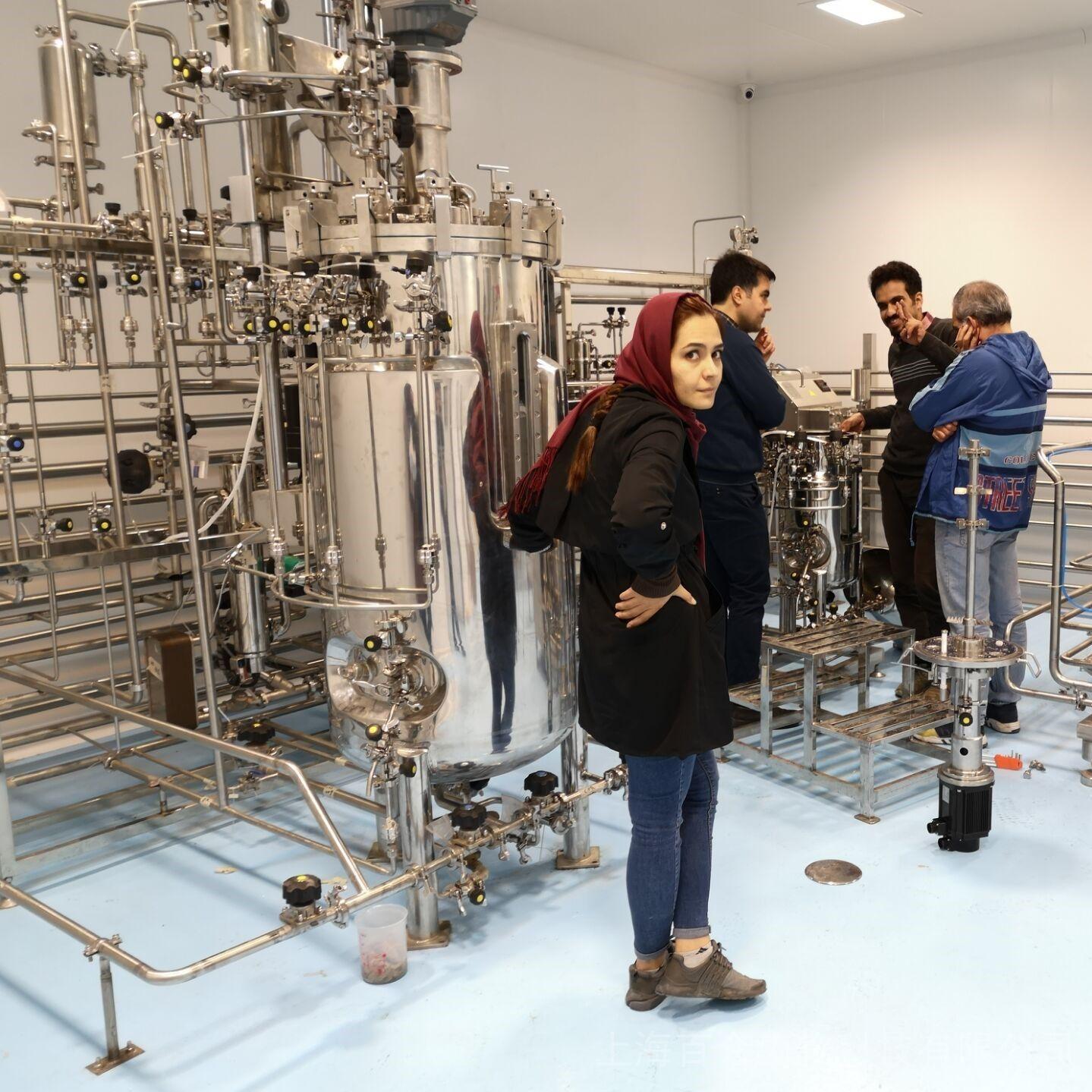 20升200升二级自动发酵罐BLBIO-20-200SJA