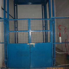 佰旺规格1.0-3工业工厂超市物流仓库用无机房液压货梯YYHT