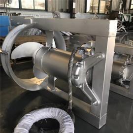 飞力环保硝化液污泥潜水回流泵QJB