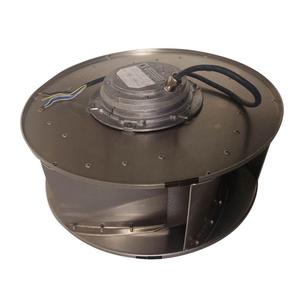 ebmpapst Φ400mm 380V 德国变频器离心风机R4D400-AL17-05