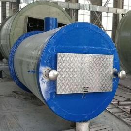 宏利恒xiao型污水提升泵站Hlh66