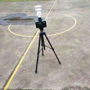 应急气象监测站、三脚架便携式气象站九州晟欣JZ-HXQ