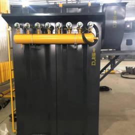 清大环保锅炉除尘器 采用高温布袋处理粉尘 脉冲除尘器脉冲清灰DMC-160