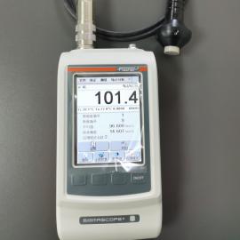 德国Fischer相敏涡流测试法电导率检测仪SMP350