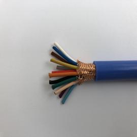 氟塑料绝缘硅橡胶护套电缆.IA-ZR-DJFPGPR-2*1.5