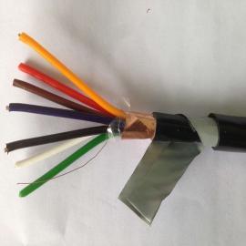 低烟无卤阻燃交联控制屏蔽电缆WDZ-RYJYP7×1.0
