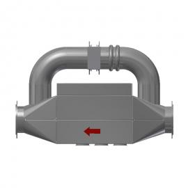 绿谷环保金属滤芯dpf 再生式颗粒捕集器 烟尘过滤器 黑烟治理GRVNES-CYJ