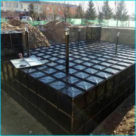 无底板箱泵一体化水箱宏利恒