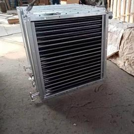 泰莱SRZ15×10X,Z,D/22×7D空气加热器,钢管铝片换热器