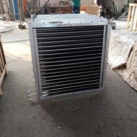 泰莱空气加热器SRZ17×10X,SRZ20×10D 钢管铝片散热器,
