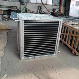 泰莱hong干房散热器高wen蒸汽加热器导热油换热器