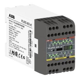 ABBPluto A20 v2安全PLC2TLA020070R4500