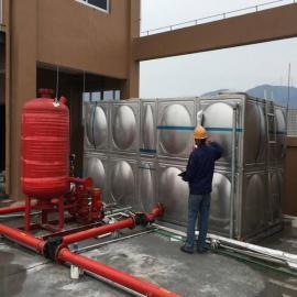 箱泵一体方形水箱宏利恒