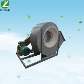 源丰4-72塑料防腐风机 耐酸碱玻璃钢防腐离心风机 pp风机