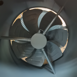 ABB电机QABP315S4A配套散热风扇