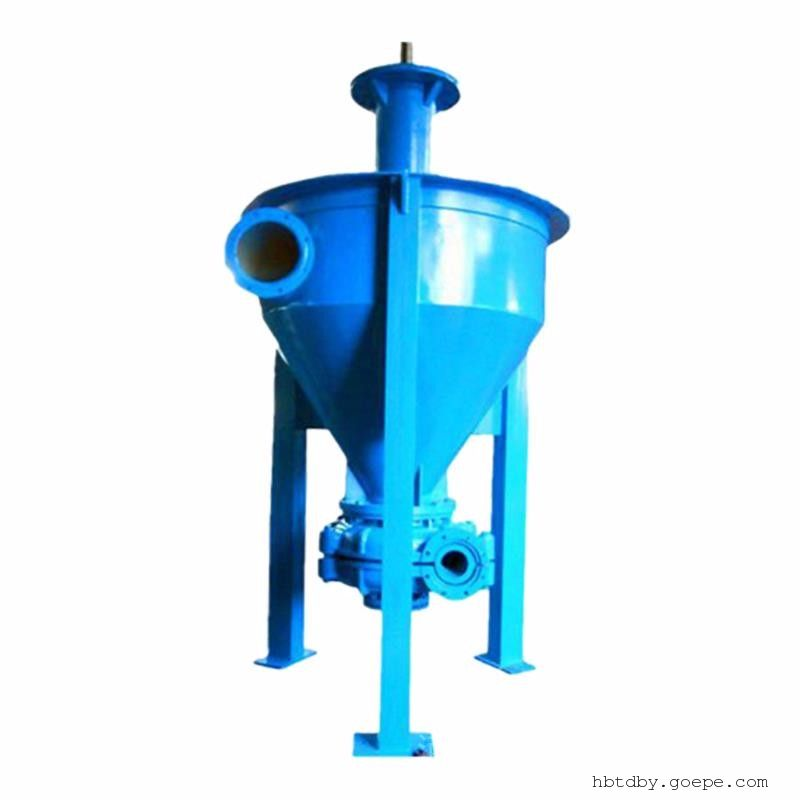 高铬合金耐磨2QV-AF泡沫渣浆泵