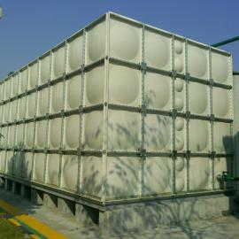 惠政SMC水箱特点 组装式