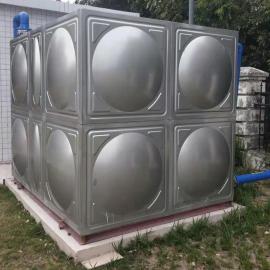 惠政生活用不锈钢水箱 拼装成型