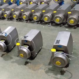 鄂泉不锈钢离心式卫生泵BAW10-24