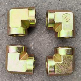 "GLTT碳钢高压全系列内直角弯90°液压接头ZG3/4""ZG3/4"""