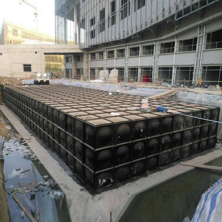 抗震式地埋式箱泵一体化―HLH88