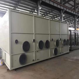 博鑫环保污水站高效生物除臭塔 有机废气高效生物装置
