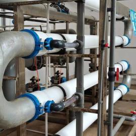 禹安环境60吨垃圾渗滤液成套管式超滤设备成套反渗透设备RO设备YASL-60T