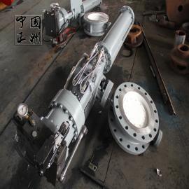 0.5秒弹簧液控快速关闭阀QYKD743H正洲