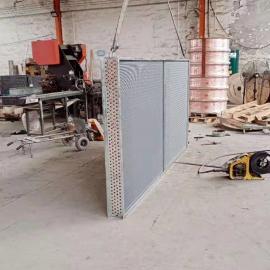 泰莱空调专用表冷器铜管铝片亲水箔换热器