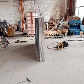 泰莱风机盘管冷却器,铜管蓝箔表冷器BLQ