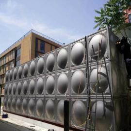 组合式消防不锈钢水箱―HLH08