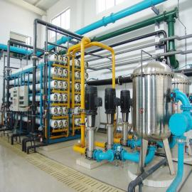 设计华南地区电子行业生产标准的超纯水制备