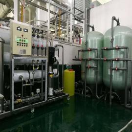 设计华南地区电子行业生产标准的超纯水制备华南地区