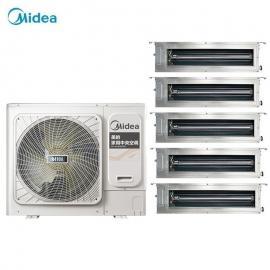 Midea(美的)美的中央空调家庭多联机 美的全变频风管机 美的空调型号参数MDVH-V160W/N1-5R1LL(E1) MDVH-V160W/N1-5R1LL(E1)