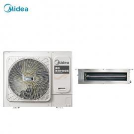 美的(MIDEA)美的中央空调风管机一拖一系列 美的变频空调嵌入式风管KFR-26T2W/BP2DN1-iX