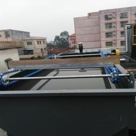 定制印染厂高浓废水溶气式气浮机5T/H悬浮物去除率效果好
